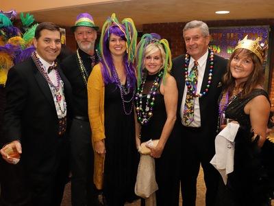 Mardi Gras for The Peabody